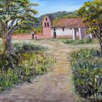"""La Purisma Mission (Lompoc, CA)"" by StoneMeadowGallery"