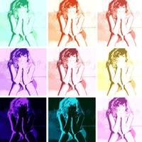Pop Art Pinup