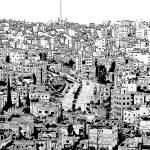 """Amman Cartoonised"" by DXB013"