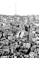 Amman Cartoonised