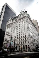 The Plaza Hotel, New York City, USA