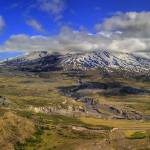"""0221 Mount Saint Helens Panoramic"" by vincentlouis"