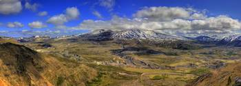 0221 Mount Saint Helens Panoramic