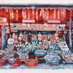 """Istanbul"" by iris"