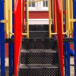 """Playground Stairs"" by raetucker"