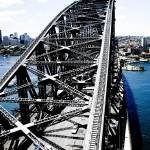"""Harbour Bridge"" by Theresiapauls"
