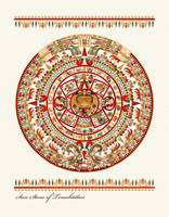 Sun Stone of Tenochtitlan