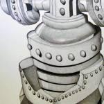 """Robot Series II"" by Jesus_Villalobos"