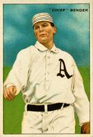 CHIEF BENDER PHILADELPHIA ATHLETICS