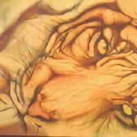 Tiger Art Prints & Posters by Verah Susan Ochumba