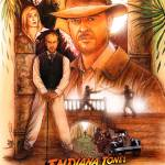 """Indiana Jones and the Search for the Lost Idol"" by paulshipper"