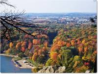 Devils Lake Fall