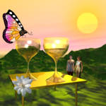 """""""Cheers"""" by AnneVis"""