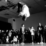 """Breakdancing for charity at James Madison Universi"" by patjarrett"