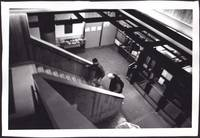 Old Library lobby and stairs