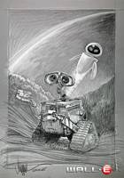 WALL•E and EVE