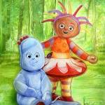 """In the Night Garden"" by paulshipper"