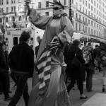 """Statue of Liberty on the Street Corner"" by VirginiaZuelsdorf"