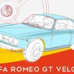"""alfaromeo GT Veloce"" by sanderoord"
