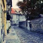 """Prague - Street (Stare Miasto)"" by annayanev"