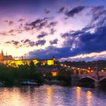 """Prague, Czech Republic - The Castle"" by annayanev"
