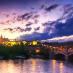 """Prague, Czech Republic - The Castle"" by annayanev"