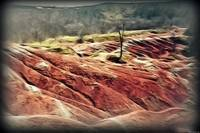 Rolling Red Hills