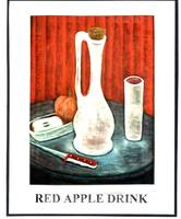 Red Apple Drink 4