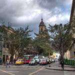 """""""Bogota Street Scene"""" by brendanvanson"""