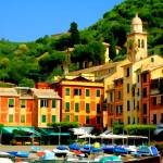 """Portofino Charm"" by marywhitmer"