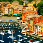 """Portofino Perspective"" by marywhitmer"