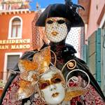 """Venice Masks"" by marywhitmer"