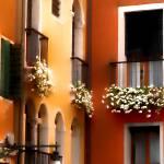 """Quiet Corner in Venice"" by marywhitmer"