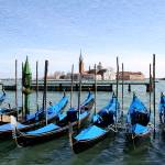"""Gondolas in Waiting"" by marywhitmer"