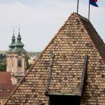 """""""Eger Skyline Flags"""" by davidhowell"""