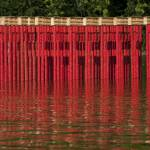 """Budapest Public Lake Art 3"" by davidhowell"