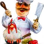 """Swedish Chef"" by paulshipper"