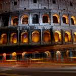 """Passing Traffic of Coliseum"" by SLphotography"