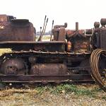 """Farm Machinery - Too Old Now"" by Countryside-Photos"