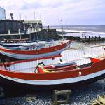 """Fishing Boats at rest"" by Countryside-Photos"