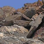 """Rocky landslide"" by Countryside-Photos"