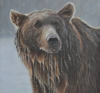 Grizzly Portrait (anyone have ideas for a title?)
