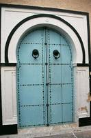 Blue Door of Nabeul