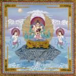 """Tantra Nagaraj"" by MandalasByRampal"