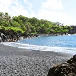 """BLACK SAND BEACH"" by NaturePlusStudios"