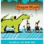 """Dragon Wash Safety by Rodney Robbins"" by RodneyRobbins"