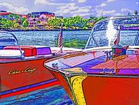 Chris-Craft Boats Lake Mirror 2011