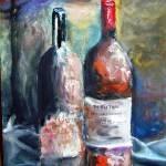 """old bottle2"" by metinpaint"