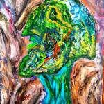 """""""face3"""" by metinpaint"""