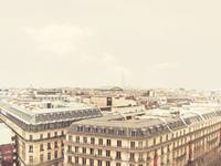 sweet view over Paris